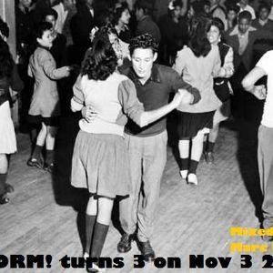 REFORM! turns 3 Nov 2012