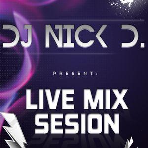The Sounds of Italy - Live Set Session B2B Dj Nick D. vs  Sasha G.