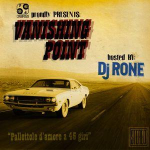 "DJ Rone presents ""Vanishing Point"""
