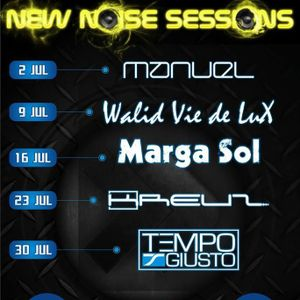 Walid Vie de Lux - New Noise Sessions @Tempo Radio