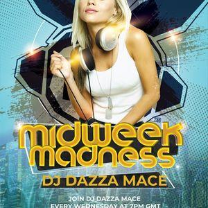 Midweek Madness With Dazza (UB40 & Reggae) - April 22 2020 www.fantasyradio.stream