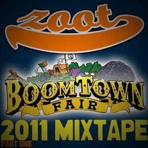 Boomtown Fair 2011 Mixtape