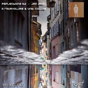Reflections 62 - January 2021 (a raumVolume & unit collab)