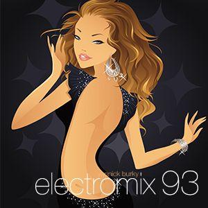 electromix 93 - Cold as sun