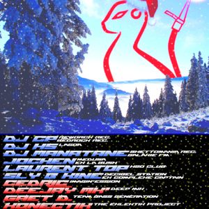 DJ Manatane (Ghettomania rec./Galaxie FM) - Retro X-Mas 2013 [24/12/13]