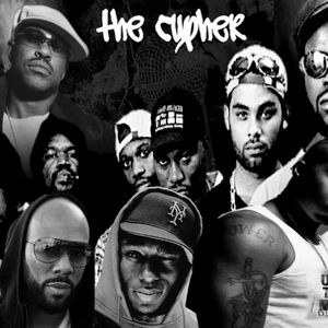 DJ E SMOOVE PRESENTS..THE CYPHER FT COMMON, MOS DEF, THE ROOTS, NAS, GURU