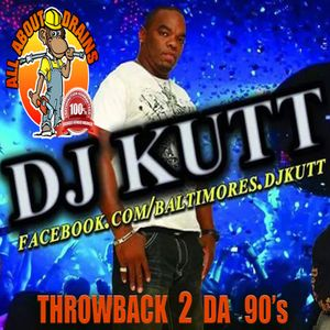 Dj kutt Throwback to the 90's