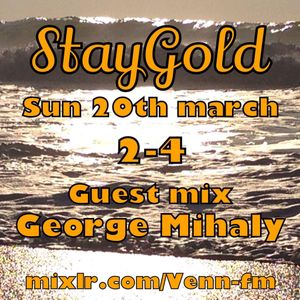 """eclectics radio show """"StayGold"""" guest mix