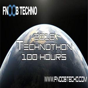 Pedro Leite - Fnoob Technothon - Fnoob Radio - 25-03-2016