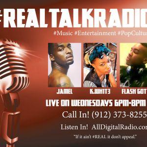 RWS RADIO PRESENTS #RealTalkRadio WITH GUEST ASHLEY REID.