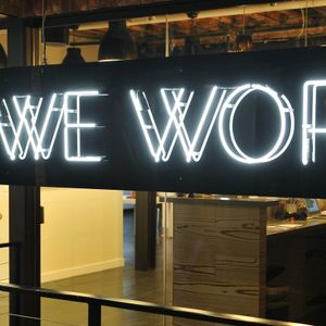How'd WeWork get to a $47 billion valuation?