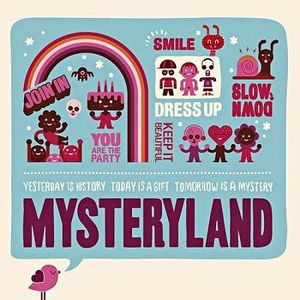 The Man With No Shadow Live @ Mysteryland 2012,Amsterdam (NL) (25-08-2012)