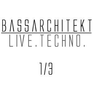 #4 Livemix - Live. Techno.