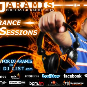 DJ Aramis - Trance Sessions ep 074 on BPM.FM (01-17-2012)