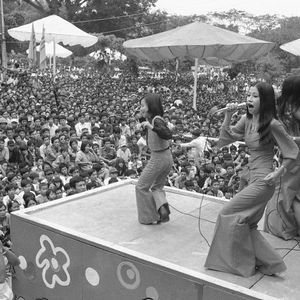 Life During Wartime. South East Asian music and the Vietnam war, 25th April 2018