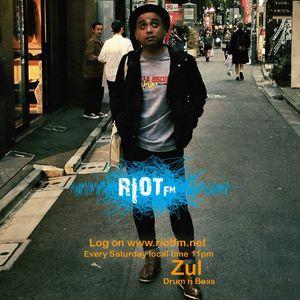 Zul (Subvert HQ Singapore) - RiotFM.Net Mix (Broadcast: 8 July 2017)
