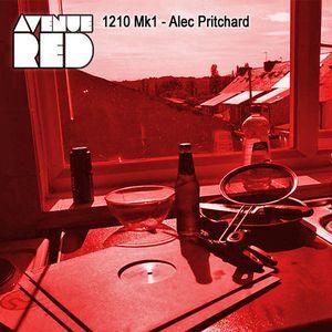 Avenue Red 1210 Mk1 - Alec Pritchard (VINYL ONLY) (14-07-2013)