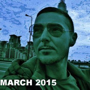 Enea Brutti live dj set March 2015 - SubUrban Party - Victoria Park - London UK