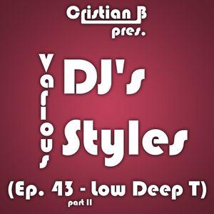 Various DJ's - Various Styles (Ep. 043)