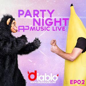 AP Music Live @ Diablo Radio's Party Night 2017-01-28