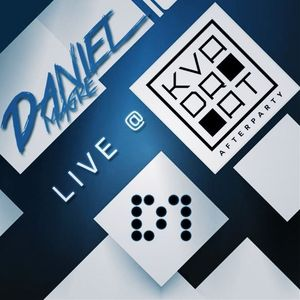 Dj Daniel Magre - Live @ KVADRAT AFTERPARTY