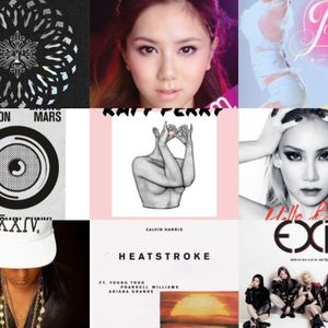 Chart dance with K-pop and C-pop, something a little different for the weekend from HK Beat
