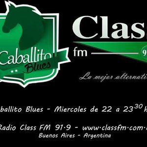Caballito Blues Pgm Nº 39 - Chica Ciel - Goffman - Bada - Sorrentino - Maska - 23/12/15 - Class FM