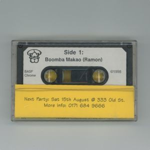 The Tummy Touch Tapes, July 1998, Ramon Santana (Los Chicharrons)