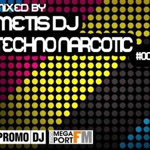 METIS DJ - TECHNO NARCOTIC #003
