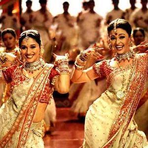 Bollywood and bhangra dance set