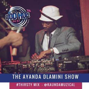 Kaunda Muzical plays The Thirsty Mix (6 April 2017)