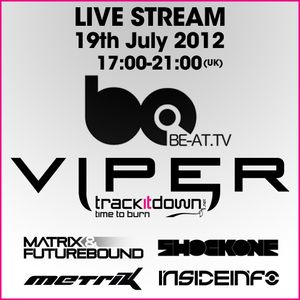 InsideInfo - Viper Recordings b@TV Takeover (July 2012)