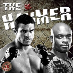 The Hammer MMA Radio - Episode 26