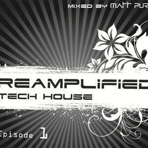 Reamplified Tech House - 1