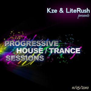 Marvin Kze & LiteRush Progessive House/Trance DJ Set