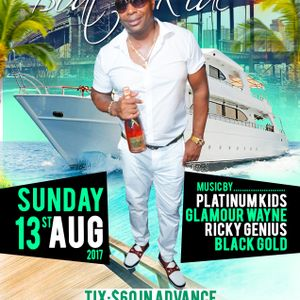 LANCE GREEN & WHITE BOAT RIDE AUGUST 13TH PROMO MIX BY KING BARKA