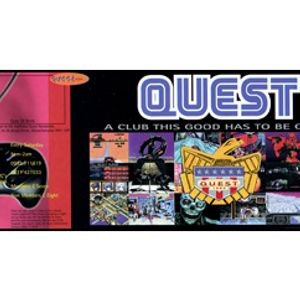 LTJ Bukem - Quest 'Battle Of The MC's Round 2' - 5th February 1994