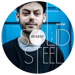 Solid Steel Radio Show 22/12/2017 Hour 2 - Jon1st