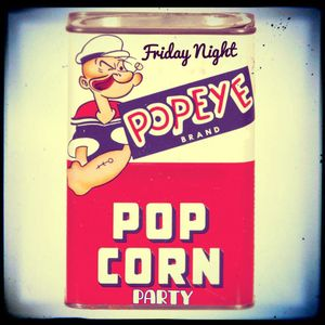 Friday Night Dance Party April 21, 2017 Special Popeye & Popcorn edition. WAYO 104.3