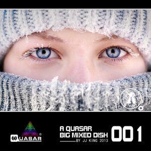 A Quasar Big Mixed Dish  001 By JJ KinG (2013)