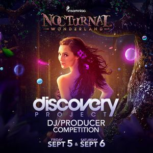 Discovery Project Nocturnal Wonderland 2014