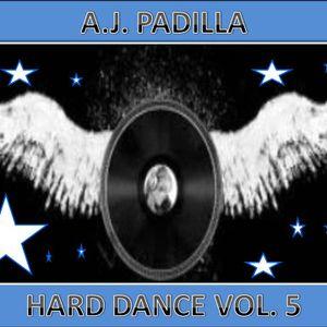 A.J. Padilla Hard Dance vol. 5