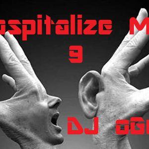 DJ oGuia at Hospitalize Mix 9