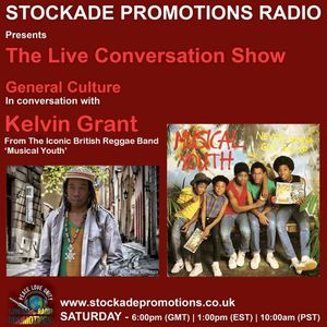 The Live Conversation Show With Kelvin Grant 21st January 2017