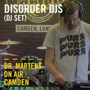 Disorder DJs (DJ Set) | Dr. Martens On Air: Camden