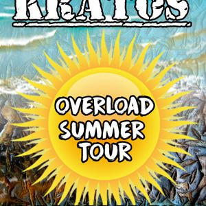 Kratos @ Overload Summer Tour [WARM UP]