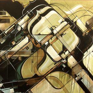 MasterMix Soundtrack for 'To Compliment Vintage Futurism' @ Zero1 Gallery, LA