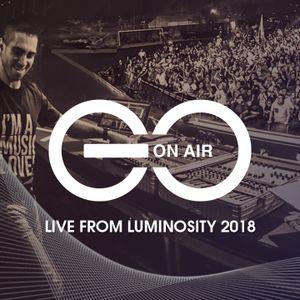 Giuseppe Ottaviani presents GO On Air 2.0 - Live from Luminosity 2018