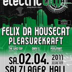 Electric City Mix by The Waz exp. 2.4.11