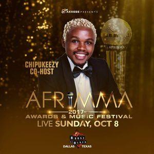 The 2017 Afrimma Awards Official Mixtape by DJ Kalonje by